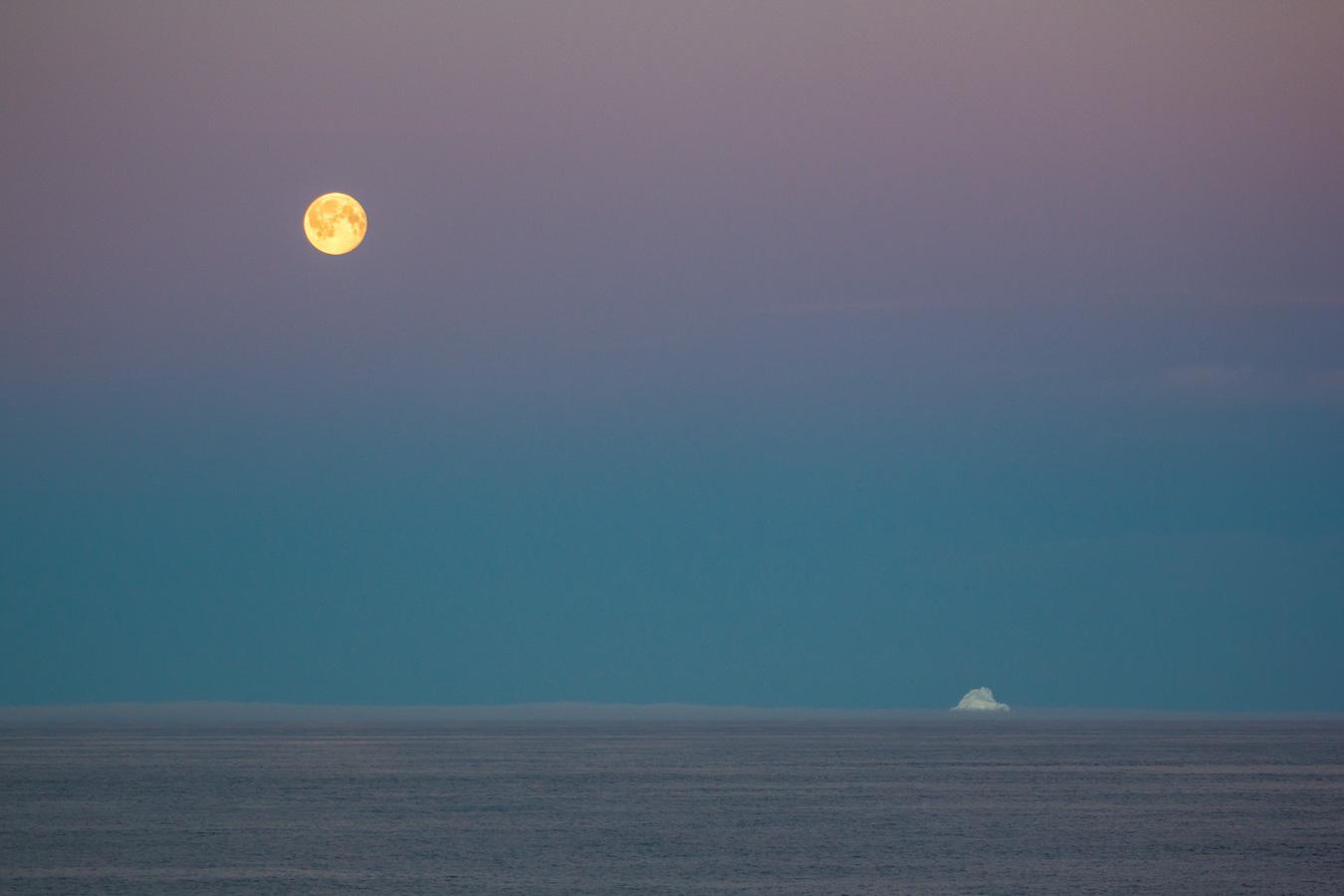 23:45h ein kleiner eisberg als zugabe