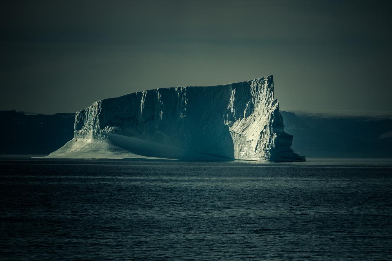 iceberg dark