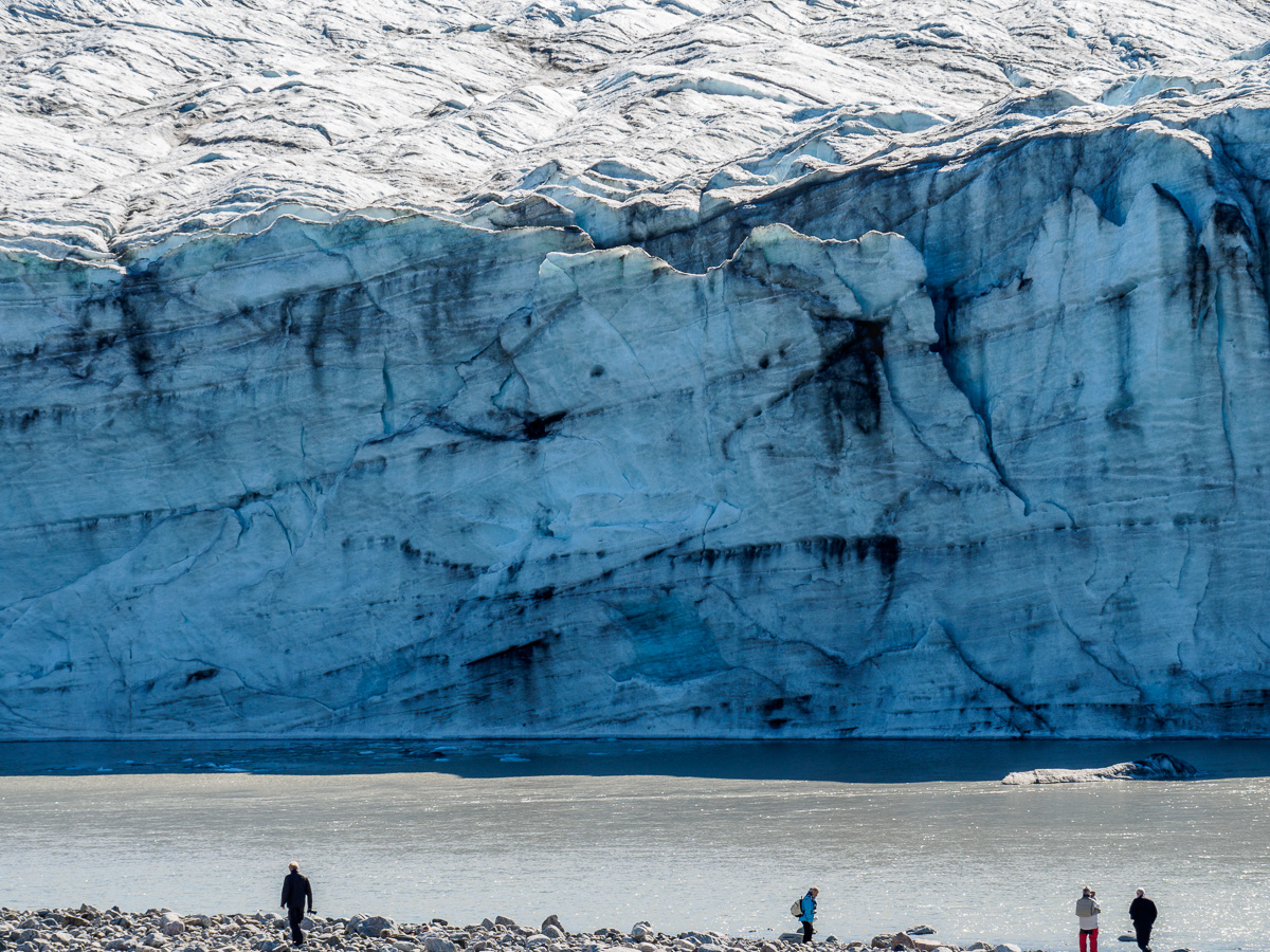 russell glacier - greenland