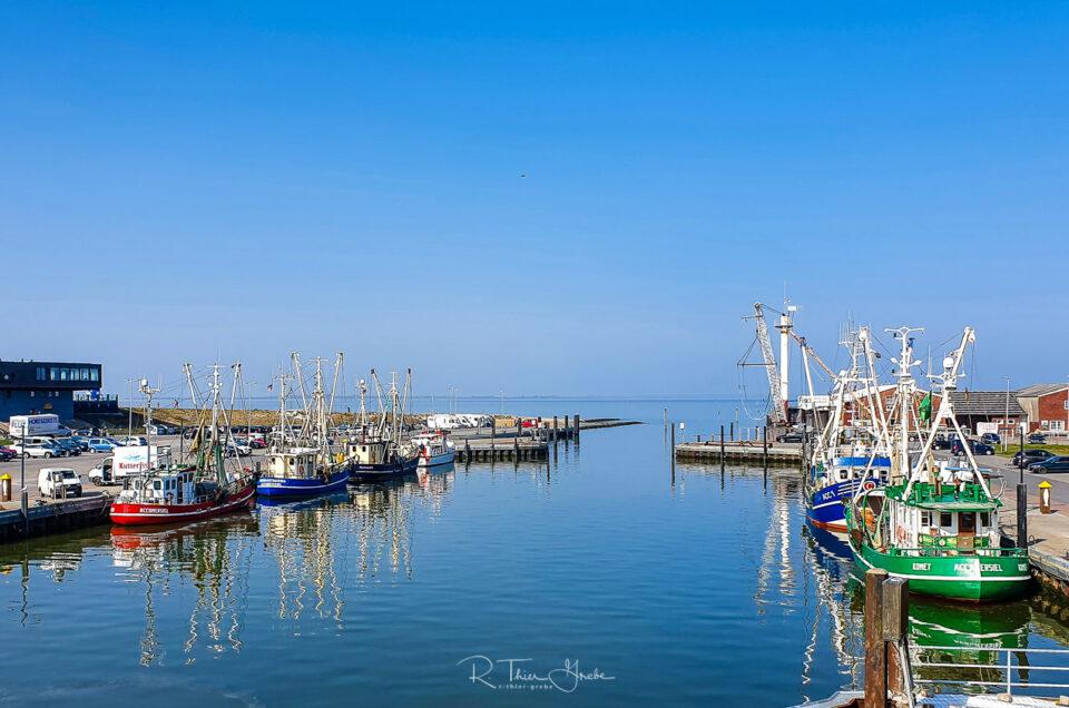 Dornumersiel Hafen